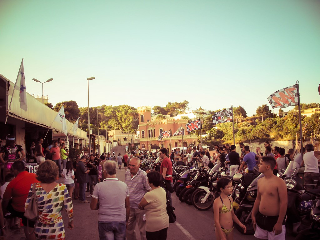 Party Motobordello Tricase Porto